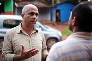Diretor do filme Serra Pelada - Foto- Anderson Souza