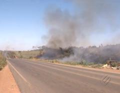 Incendio na PA-275