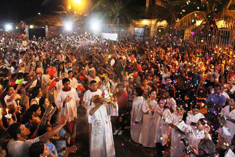 Resultado de imagem para os catolicos de parauapebas faz a festa