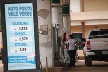 (14046) Aumento do Combustível