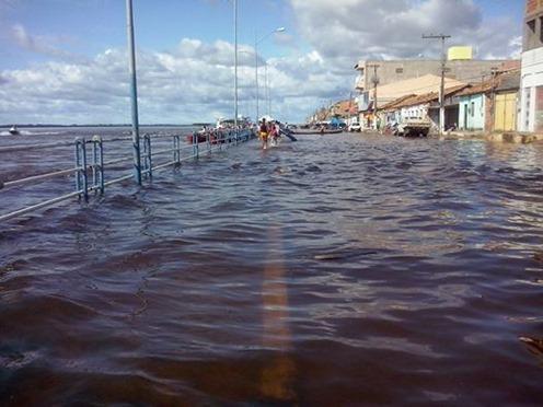 Enchente em Marabá 2014