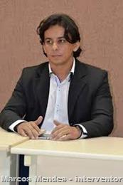 Marcos Alexandre Mendes - Interventor na Coomigasp