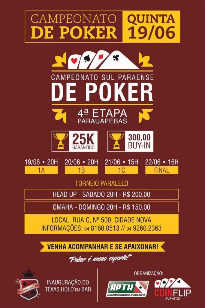 Campeonato de poker em sp