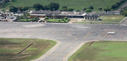 Aeroporto  João Correa da Rocha - Marabá