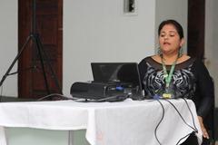 Amparo Borges - Assessora de Comunicação Semsi