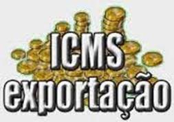 ICMS EXPORTAÇÂO