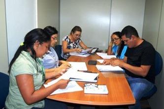 Comissão responsável pela reformulação do PCCR