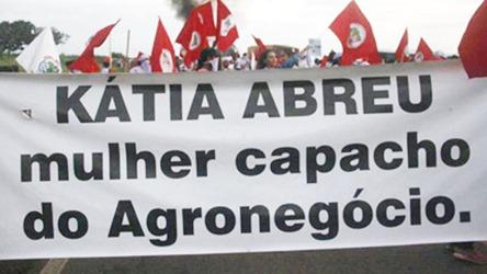 MST-Katia Abreu