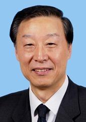 O secretário do partido provincial de Jiangsu - Luo Zhijun