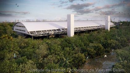 Unidade do Instituto Tecnológico da Vale - em Belém