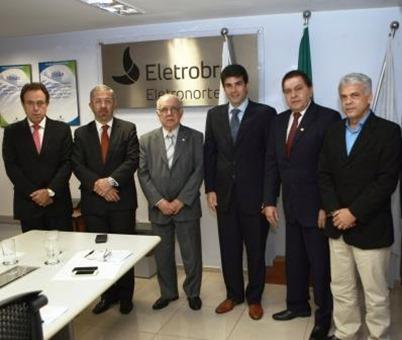 DR. TITO CARDOSO  - AUDIÊCIA COM O DEPUTADO JOAO CHAMON - PMDB-PA - 03-03-15 - ROBERTO  (25)