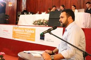 prefeito de Cuironópolis pediu preferencia para mão de obra local e apoio ao município