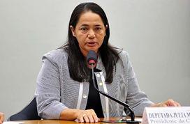 Deputada Julia Marinho PSC-PA