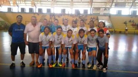 Futsal campeão