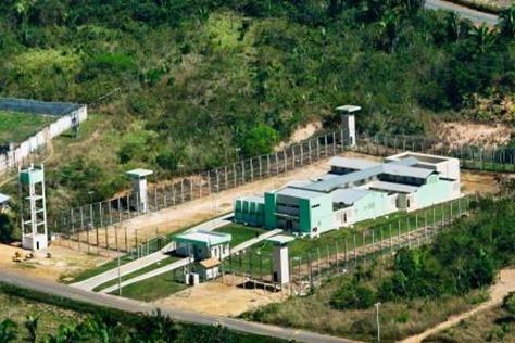 A Superintendência do Sistema Penitenciário do Estado (Susipe) inaugurou nesta quinta-feira (5) o novo Centro de Recuperação Feminino (CRF), em Marabá, sudeste do Estado. Esta é primeira unidade prisional feminina fora da capital e também a primeira do Norte que conta com um berçário para atender as detentas após o parto.  FOTO: THIAGO GOMES / ASCOM SUSIPE DATA: 05.11.2015 MARABÁ - PARÁ