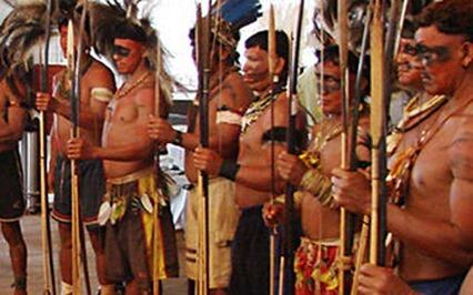indios do xingu 4