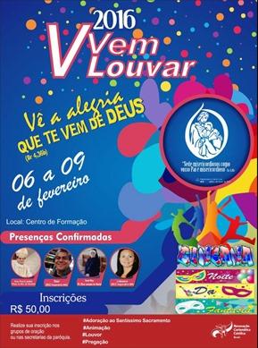 Divulgação_Retiro Igreja