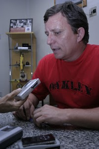 Ex-prefeito Darci Lermen - eleições 2016 Parauapebas