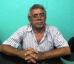 Vereador Odilon Rocha