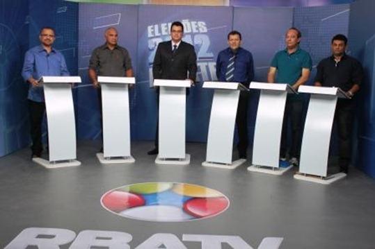 Debate prefeitos Marabá RBA - Por Junior Oliveira
