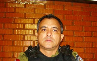 Tenente Coronel Mauro Sergio