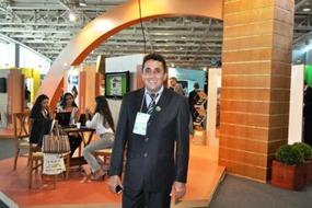 Jeova no encontro de prefeitos em Brasilia