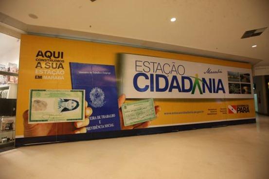 Estação Cidadania -Marabá Foto APN
