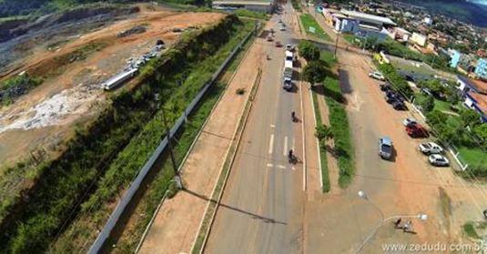 Duplicação da Avenida Faruk Salmen – trecho entre a Seccional de Polícia Civil e a rotatória da Palmares I