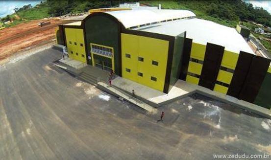 Novo Mercado Municipal – Av. Faruk Salmen