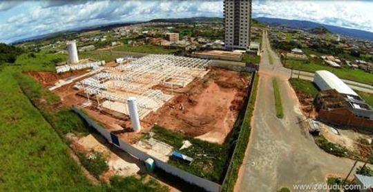 Unidade de Pronto Atendimento – UPA – bairro Cidade Jardim