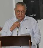 Oriovaldo Mateus - presidente da ACIP