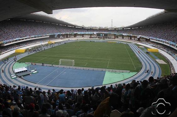 Paysandu x Macaé no Mangueirão - jogo final da Série C - Foto Antônio Cícero
