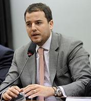 Deputado Gabriel Guimarães Crédito - Câmara dos Deputados