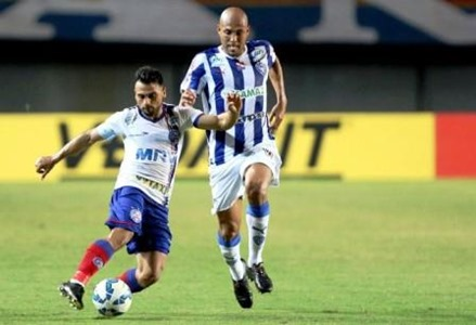 Bahia x Paysandu Copa do Brasil