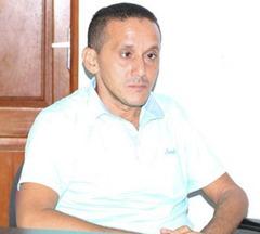 Francis Lopes - prefeito em exercício de Eldora dos Carjás
