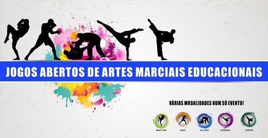 Evento dos Jogos Abertos Educacionais