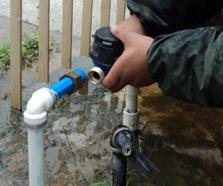 ligação-água