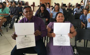 Nova Ipixuna: juntos no lilás, na diplomação e nas contas reprovadas