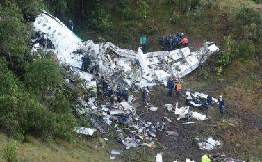 Todos os 71 mortos na queda do avião da Chapecoense são identificados