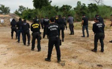 Polícia Civil inicia cursos de capacitação de policiais civis no município de Marabá