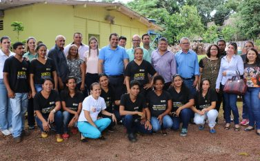 Ciclo Saúde fortalece atenção básica à saúde em Serra Pelada