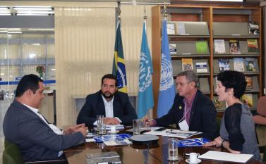 OIT e municípios da região de Carajás firmam parceria para promover trabalho decente