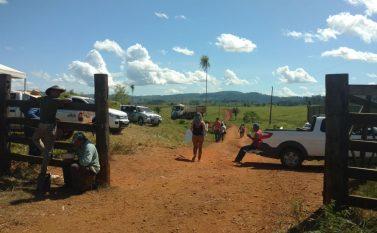 Clima continua tenso na Fazenda Fazendinha, em Curionópolis