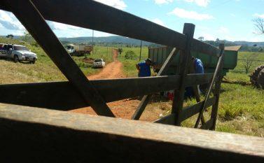Forças de segurança do Estado estarão em Curionópolis-PA hoje pela manhã para solucionar conflito na Fazendinha localizada na PA-275 no sudeste do Pará.