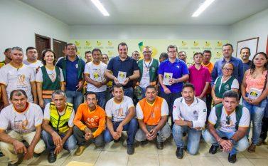 Mototaxistas de Curionópolis concluem formação profissional