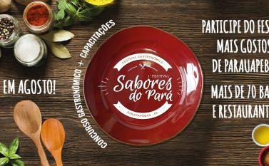 Parauapebas sediará 1º Festival Gastronômico Sabores do Pará