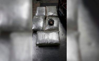 Receita Federal apreende 6 kg de skunk no Aeroporto de Belém
