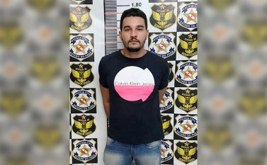 Polícia do Pará prende suspeito de matar o prefeito Jones William, de Tucuruí