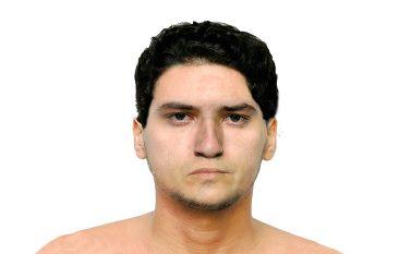 Polícia Civil divulga retrato falado do assassino do comerciário David Borba Soares