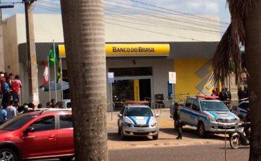 Suspeito de matar uma jovem estrangulada no bairro Amapá, vigilante do BB surta e faz reféns em Marabá